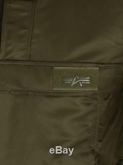 Veste Alpha Hpo Anorak Pour Homme Alpha Industries, Vert