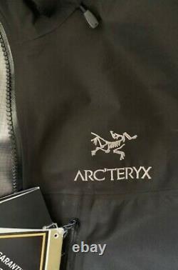 Veste Alpha Sv Arc'teryx Homme 18082 Moyen