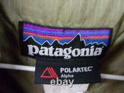 Veste Alpha-mr De Patagonie Polartec Délivrée Par Des Militaires