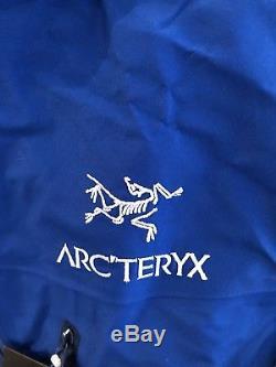 Veste Arc'teryx Alpha Sv Homme Stellar Medium