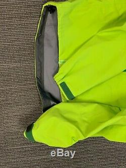 Veste Arc'teryx Alpha Sv, Mens Moyenne, Couleur Vert Lime
