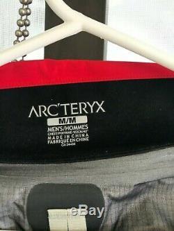 Veste Arc'teryx Beta Ar Pour Homme, Taille Moyenne, M -gore-tex Pro Alpha Imperméable