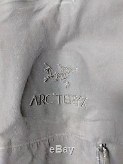 Veste Arc'teryx Leaf Alpha Lt Noir Moyenne Gore-tex Gen 2