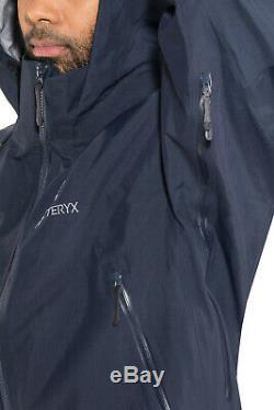 Veste Arcteryx Beta Ar Gore-tex Pro Tui Bleu Moyen Sv Lt Alpha Prix De Vente Conseillé 480 €