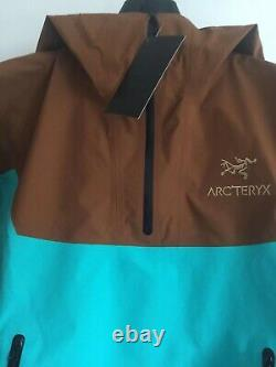 Veste Arcteryx Mens Edition Limitée Alpha Pullover Brand New Made In Canada
