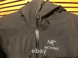 Veste Arcteryx Sv Alpha Gore-tex (moyen)