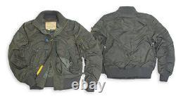 Veste De Vol Ma1 Light Militaire Us Militaire Pilot Air Force Prop Alpha Industries Bomber