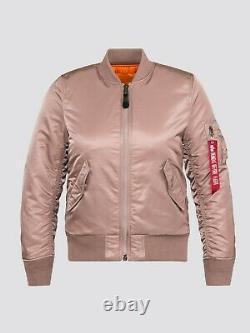 Veste De Vol Ma-1 Pour Femmes Alpha Industries Wjm44500c1
