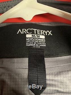 Veste Gore-tex Arcteryx Alpha Sv, Moyen, Fabriqué Au Canada