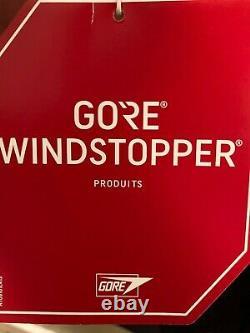 Veste Légère Castelli Alpha Ros Avec Gore-tex Windstopper Mens Size Med. Nouveau