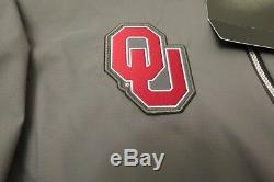 Veste Nike 2017 Oklahoma Sooners Cfp Alpha Fly Rush Shield Homme Moyenne