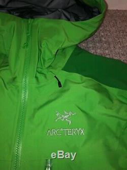 Veste Tn-o Mens Arcteryx Alpha Ar (medium)