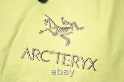 Vintage Arcteryx Arc'teryx Alpha Sl Gore-tex Paclite Coquillage À Capuche Veste Sz M