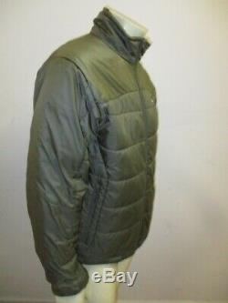 Vintage Patagonia Micro Puff Jacket Hommes Alpha Vert Mars Taille De Medium