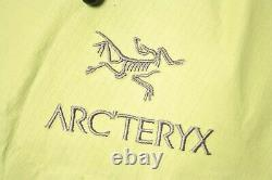 Vntg Arcteryx Arc'teryx Alpha Sl Gore-tex Paclite Coquille À Capuche Veste Sz M