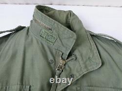 #g4 Us M1965 Feldjacke Alpha Ind. Manteau Cold Weather Man's Field Jacket M65 Gr. M